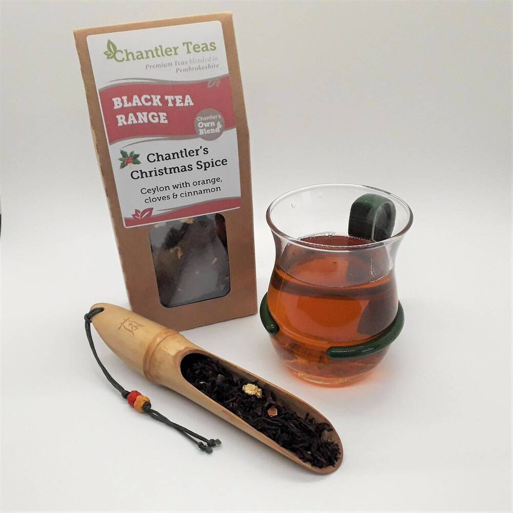 Christmas Spice Tea, 80g Retail Box