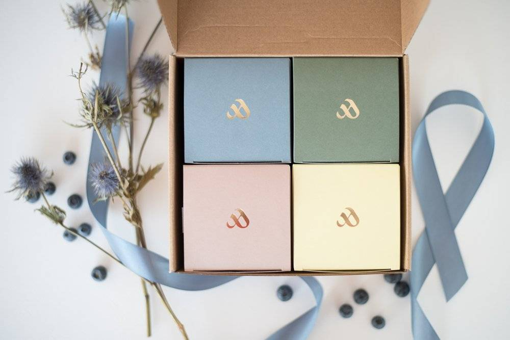 AWARD WINNING GIFT TEA BOX
