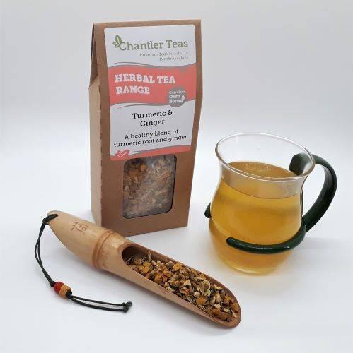 Turmeric and Ginger Loose Leaf Tea