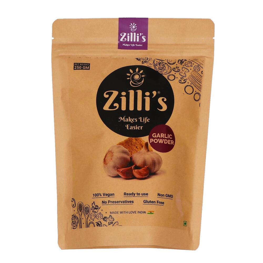 Zilli's - Garlic Powder - 8.81oz (250g)