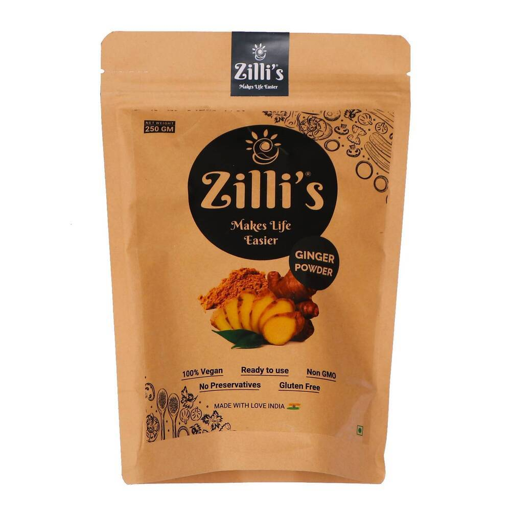 Zilli's - Ginger Powder - 8.81oz (250g)