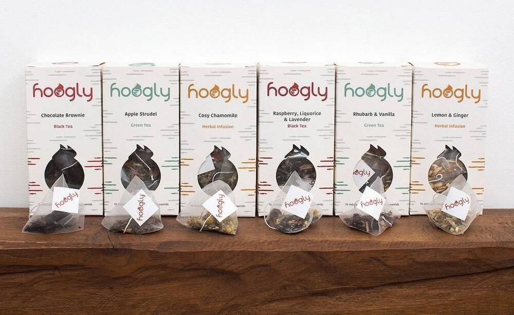 Mixed Selection of indulgent teas