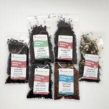 Earl Grey Loose Leaf Tea Sample Collection