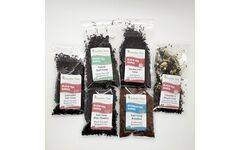 Earl Grey Loose Leaf Tea Sample Collection