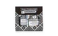 Salthouse & Peppermongers White & Black Combo